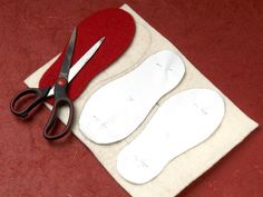 Sew a Pair of Felt Slippers - on HGTV
