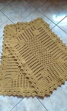 Crochet Table Mat, Crochet Table Runner Pattern, Crochet Placemats, Crochet Doilies, Crochet Lace, Crochet Stitches, Crochet Baby Shawl, Crochet Baby Dress Pattern, Crochet Girls