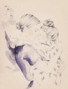 drawing by Emma Leonard