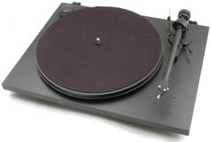 Pro-Ject Essential II Phono USB (Black) Manual belt-drive turntable with pre-mounted cartridge, USB output, and built-in phono preamp at Crutchfield Best Vinyl Record Player, Record Players, Vinyl Records, Stereo Turntable, Line Level, Belt Drive, Best Budget, Cool Things To Buy, Stuff To Buy