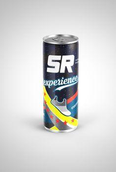 Het sportdrankje van de Sittard run Experience. SR sportsdrink. Exclusief voor deelnemers op 17 april.