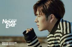 "GOT7 Releases Jackson's Individual Teaser Photos And Preview Clip For ""Never Ever"" 