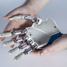 The very first bionic hand that allows the amputee to actually feel what the hand is touching will be transplanted later this year.      the hand will be attached directly to the patient's nervous system via electrodes clipped onto two of the arm's main nerves. This will allow the patient to control the hand directly with his thoughts, and receive sensory signals to his brain from the bionic hand.