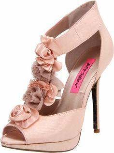 Betsey Johnson Women's Florely Platform Pump   #womenshoes #womenplatformpump #platformpumps #pinkpumps #womenpumps #shoes