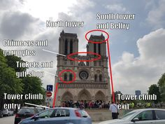 Notre Dame tower tour