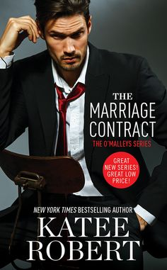 Feature - The Marriage Contract by Katee Robert