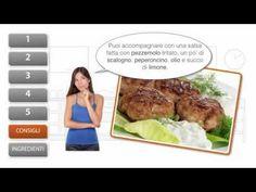 le polpette di salmone - ricette veloci secondi piatti