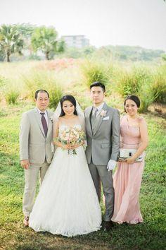 Wedding Day Wedding Photography Film Photography Two Families Become One Gunawan & Melisa