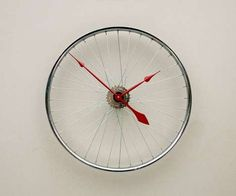 25 Upcycled Bicycle Parts - From Tough Tire Accessories to Recycled Bicycle Lighting