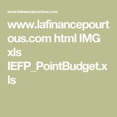 www.lafinancepourtous.com html IMG xls IEFP_PointBudget.xls