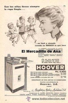 1957 publicidad conord anuncio lavadoras electrodom sticos - Electrodomesticos retro ...