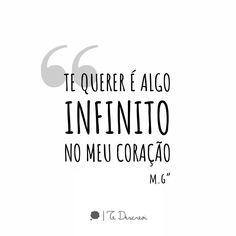 Infinito... #tedescrevi