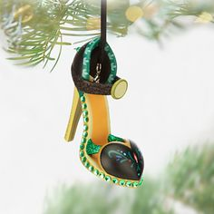 Anna Shoe Ornament - Frozen | Disney Store l #disneyfaves