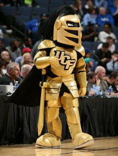 Mascot Monday: The UCF Knights | Surviving College