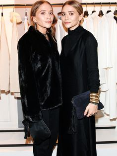 10 Reasons Mary-Kate and Ashley Olsen's Style Is Still Important via @WhoWhatWearUK