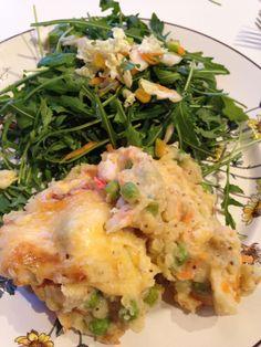 Fishermans Pie - melkefri, glutenfri og eggefri (smartevalg i hverdagen)