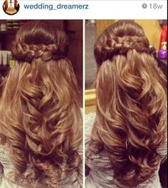 28 super Ideas for wedding hairstyles pakistani hair and makeup - Weddinghairstyles Party Hairstyles For Long Hair, Down Hairstyles, Wedding Hairstyles, Latest Hairstyles, Amazing Hairstyles, Wedding Updo, Pakistani Hair And Makeup, Classic Wedding Hair, Corte Y Color