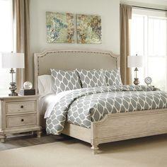 Mobexpert pat, 155x207cm, tablia inclusa alb Mistral