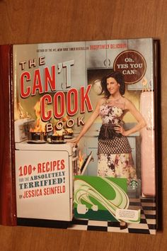 1/2/14 - 1/20/14 The Midwest Mom is giving away The Can't Cook Book and a $10 Starbucks Gift Card to one of my great readers. Check it out!