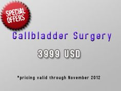 Affordable Gallbladder Surgery Package in Coahuila, Mexico Gallbladder Surgery, Kidney Infection, Disorders, Cancer, Mexico, Knowledge, How To Remove, How To Plan, Consciousness
