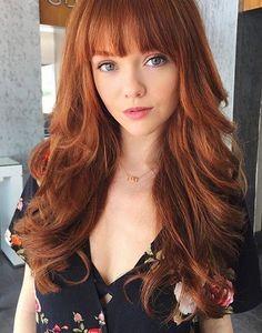 beautifully ginger