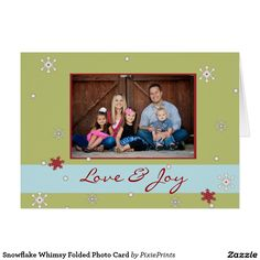 Wish a Merry Christmas to loved ones this holiday season with Christmas cards from Zazzle! Festive greeting cards, photo cards & more. Custom Christmas Cards, Christmas Greeting Cards, Christmas Photos, Holiday Essentials, Custom Photo, Photo Cards, Snowflakes, First Love, Merry