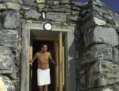 Stollensauna in der Felsentherme. Wellness, Places, Rocks, Pictures, Lugares