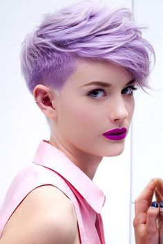 Today we have the most stylish 86 Cute Short Pixie Haircuts. We claim that you have never seen such elegant and eye-catching short hairstyles before. Pixie haircut, of course, offers a lot of options for the hair of the ladies'… Continue Reading → Short Pixie Haircuts, Pixie Hairstyles, Cool Hairstyles, Hairstyle Ideas, Punk Pixie Haircut, Hair Ideas, Haircut Bob, Edgy Haircuts, Punk Pixie Cut