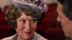 """Well, we obviously think she's wonderful,"" says BAFTA's CEO of two-time winner Streep, who picked up a best actress nomination for 'Florence Foster Jenkins.'"