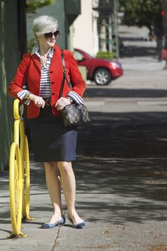 perfectly preppy | style at a certain age