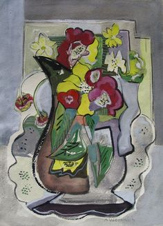 """""""Cubist Still life"""" - Agnes Weinrich"""