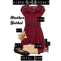 Disney On A Budget: Mother Gothel