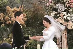 Wedding pics of my SongSong couple: