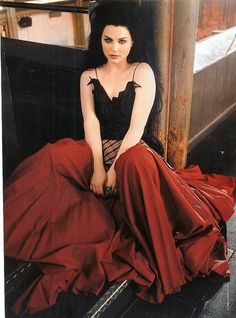Amy Lynn Lee Hartzler  - Evanescence 213 by gamerakel, via Flickr