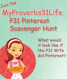 Our fun online scavenger hunt  - share it with your friends!