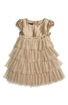 little girl's holiday dress, so cute!