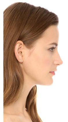 Oscar de la Renta Bold Clip On Earrings Bar Stud Earrings, Fringe Earrings, Circle Earrings, Star Earrings, Chandelier Earrings, Crystal Earrings, Statement Earrings, Beaded Earrings, Tai Jewelry