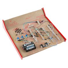 Recreate the All-In-One Electronics Kits from our childhood!