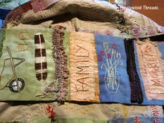 Tanglewood Threads: A Week Scratched for Mothers