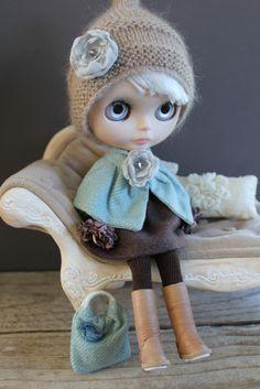 Wool flannel wrap
