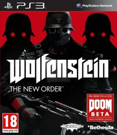 Wolfenstein The New Order Sony Playstation 3 PS3 Game UK ** More info could be found at the image url.