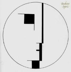 Art Deco Spirit Album Cover: A Northhampton, UK, Goth Band originally know as Bauhaus 1919.