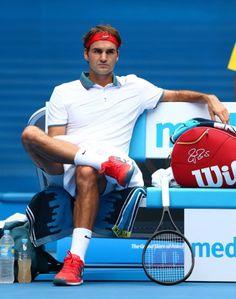 Roger Federer, Australian Open 2014