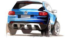 Volkswagen Taigun concept SUV