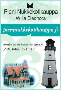 1. palkinto suomen_ihanin_nukkekotiblogi_2012 -kisassa on majakkakitti, jonka lahjoitti Pieni Nukkekotikauppa