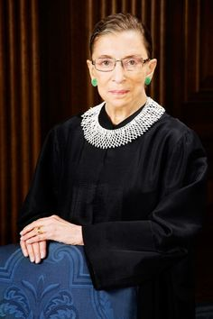 Ruth Bader Ginsburg was the second female justice ever appointed to the U.S. Supreme Court (Sandra Day O'Connor was the first). Now, she serves along with two other female justices, Elena Kagan and Sonia Sotomayor. Before serving on the Supreme Court, Ginsburg fought for women's rights as a lawyer for the American Civil Liberties Union.
