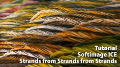[Tutorial] Strands from Strands by Vincent Ullmann. In this Video i will show you how to create Strands from Strands from Strands....