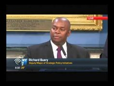 Richard Buery Deputy Mayor NY1 2 4 2014 SHS '88 Stuyvesant High School, Mathematics, Youtube, Math, Youtube Movies