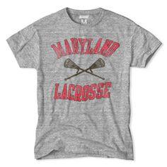Maryland Lacrosse T-Shirt