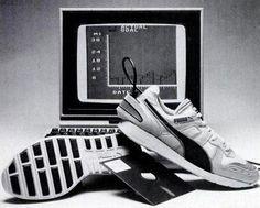 Zapatillas Puma RS-100 Computer. Compatibles con el C64/C128 | Commodore Spain
